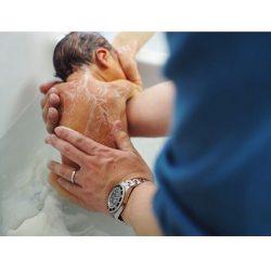 新生児の沐浴の基礎知識と注意すべきポイント