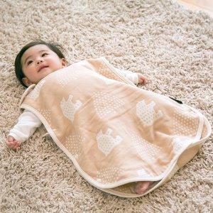 """赤ちゃんにオススメ!""""着る布団""""、「スリーパー」"""