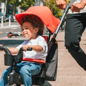 三輪車は赤ちゃんに必要?体幹が鍛えられるの?いつからいつまで?おすすめは?